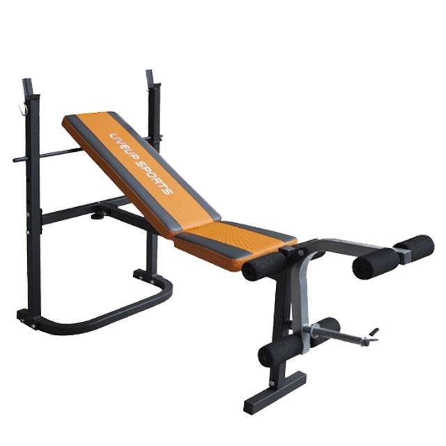 Multifunkční posilovací lavice Bench Weight, Sedco
