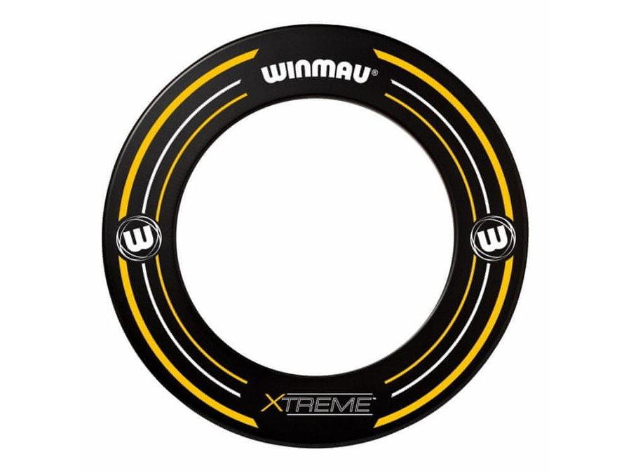 Černý surround Winmau - průměr 70 cm