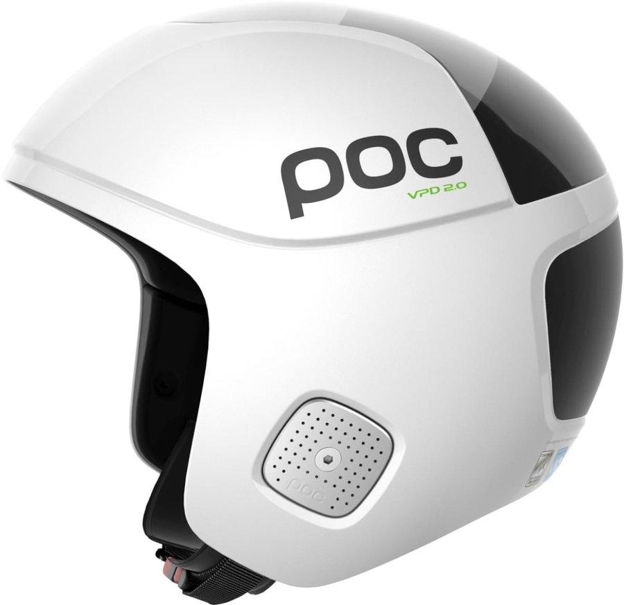 Bílá dámská helma na snowboard POC - velikost 59-62 cm