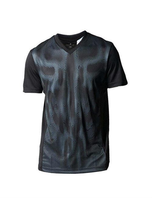 Černé pánské tričko s krátkým rukávem Adidas - velikost S