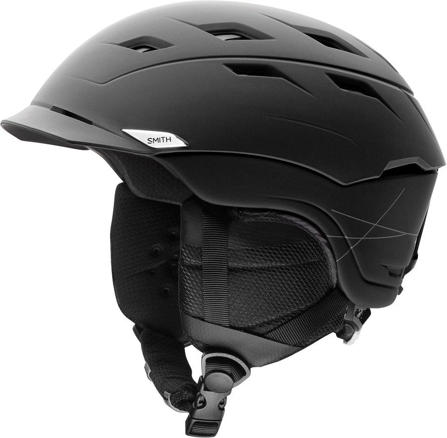 Černá pánská helma na snowboard Smith - velikost 51-55 cm