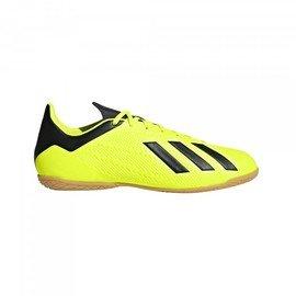 Žluté kopačky - sálovky X Tango 18.4 IN, Adidas