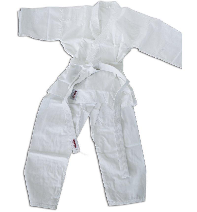 Bílé kimono na karate Spartan - velikost 110