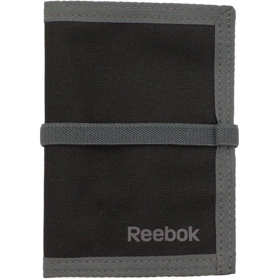 Černá peněženka Reebok