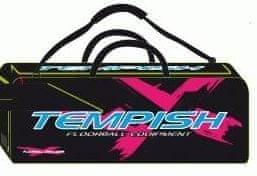 Černo-růžová florbalová taška Celebrity, Tempish
