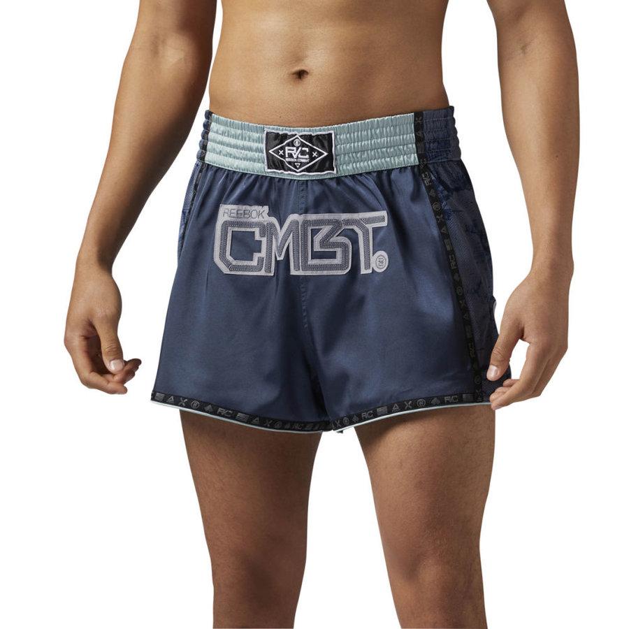 Modré thaiboxerské trenky Reebok - velikost XL