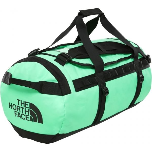 Zelená sportovní taška The North Face - objem 71 l