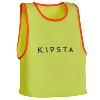 Žlutý rozlišovací dres Kipsta - univerzální velikost