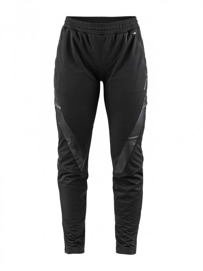 Černé dámské běžecké kalhoty Sharp Pants, Craft