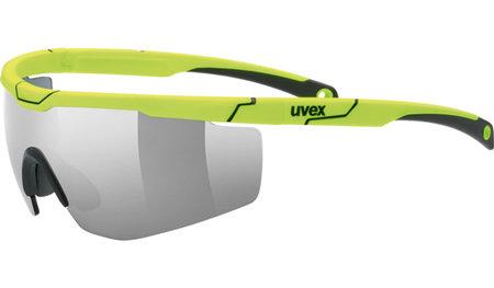 Žluté cyklistické brýle Sportstyle, Uvex