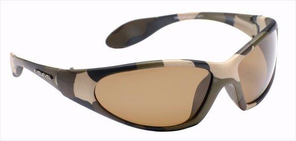 Polarizační brýle - Eye level Brýle Camouflage + pouzdro zdarma!
