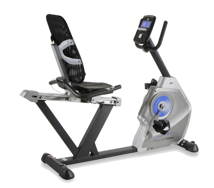 Posilovací recumbent Ergo, BH Fitness - nosnost 130 kg