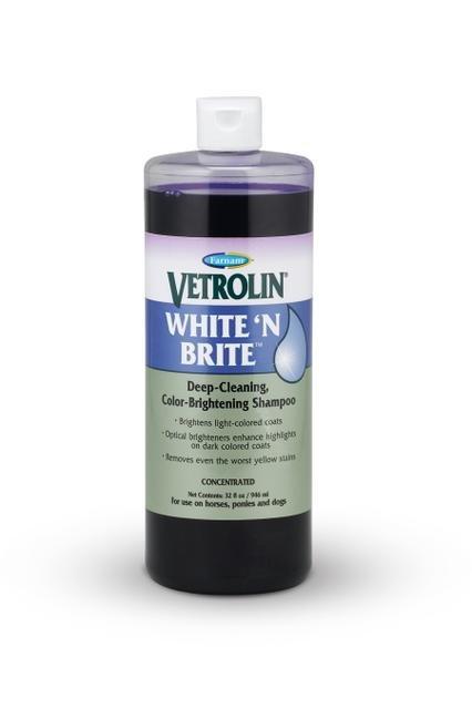 Šampon White 'N Brite, Vetrolin - objem 946 ml