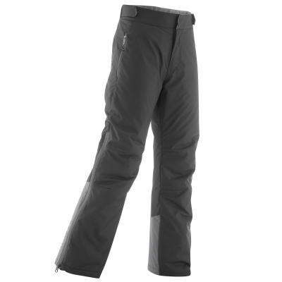 Šedé dětské běžecké kalhoty XC S 100, Inovik