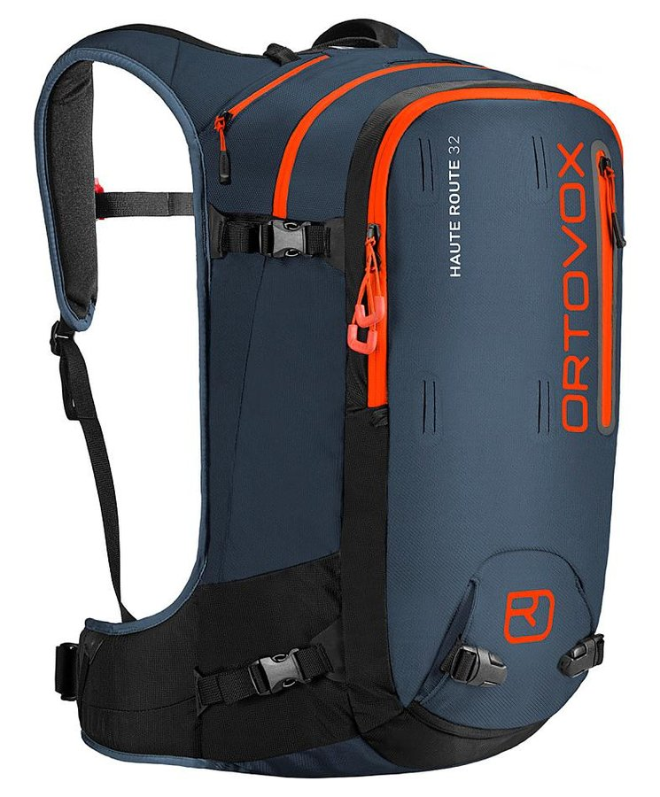 Modrý skialpový batoh Ortovox - objem 32 l