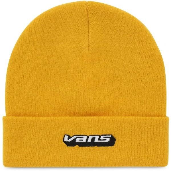 Žlutá dámská zimní čepice Vans - univerzální velikost