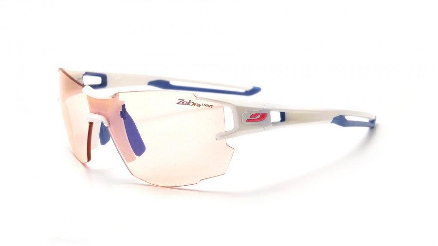 Polarizační brýle - Sluneční brýle Julbo Aerolite Zebra Light RE Barva obrouček: bílá