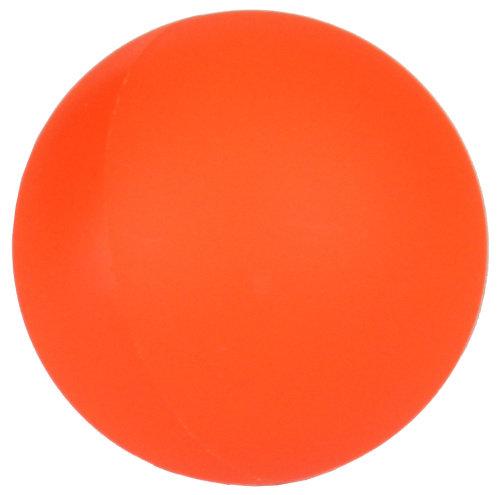 Oranžový tvrdý hokejbalový míček Merco