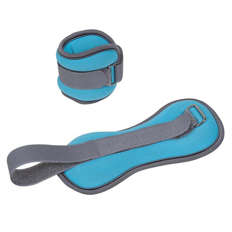 Modré závaží na ruce Yate - 0,5 kg