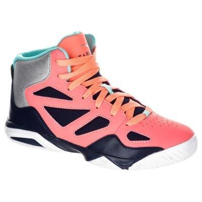 Oranžové dětské basketbalové boty Shield 300, Tarmak