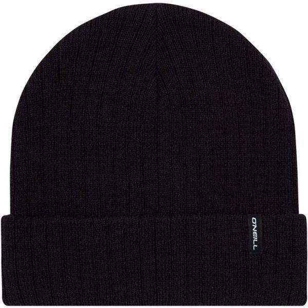 Černá pánská zimní čepice O'Neill