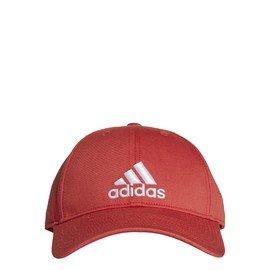 Červená kšiltovka Adidas