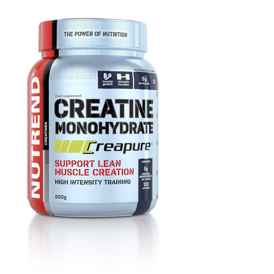 Monohydrát Nutrend - 500 g, Kreatin Nutrend - 500 g