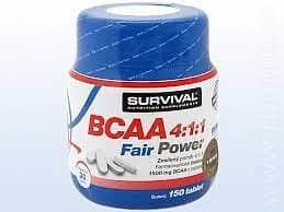BCAA - Survival BCAA 4:1:1 Fair Power 150 tbl 150 tbl.