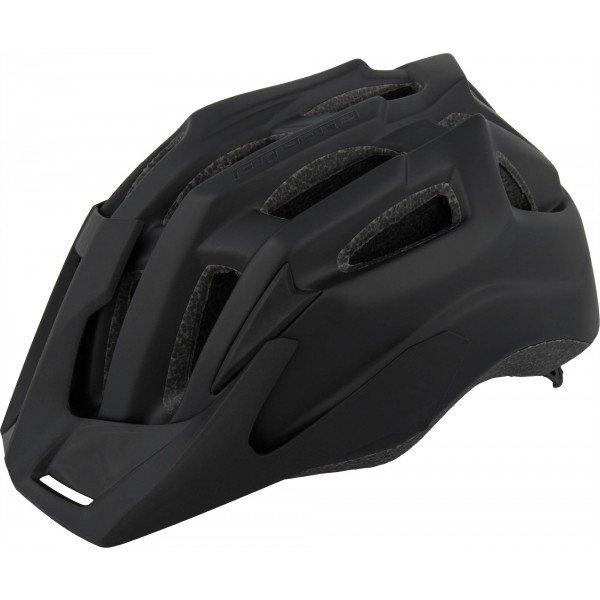 Černá cyklistická helma Arcore