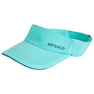 Tyrkysový tenisový kšilt Artengo