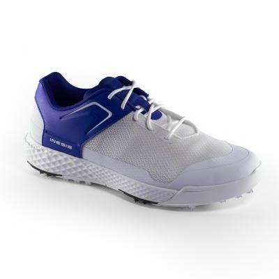 Bílo-modré pánské golfové boty Grip Dry, Inesis - velikost 43 EU