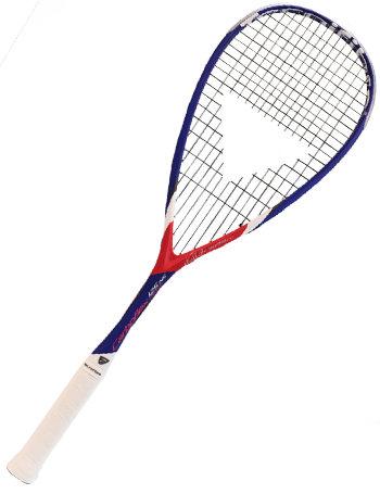 Raketa na squash Carboflex X-Speed 125 NS, Tecnifibre