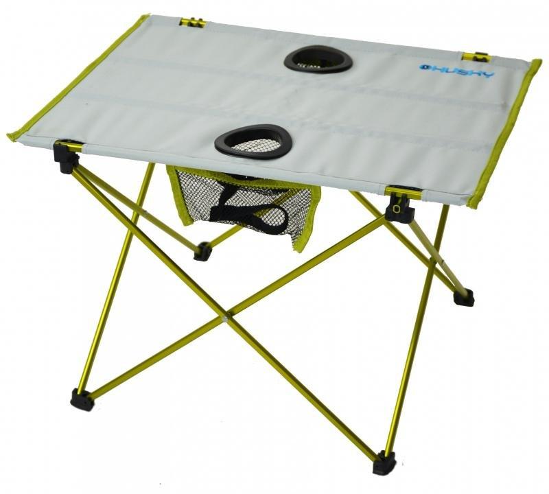 Kempingový stůl Husky - délka 57 cm, šířka 38 cm a výška 42 cm