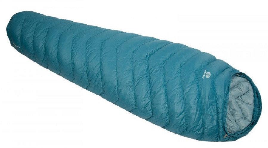 Modrý spací pytel Sir Joseph - délka 215 cm