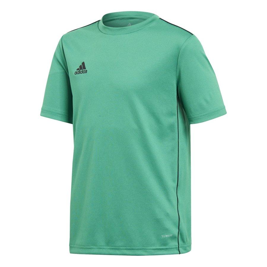 Zelený dětský fotbalový dres Core18, Adidas - velikost 116