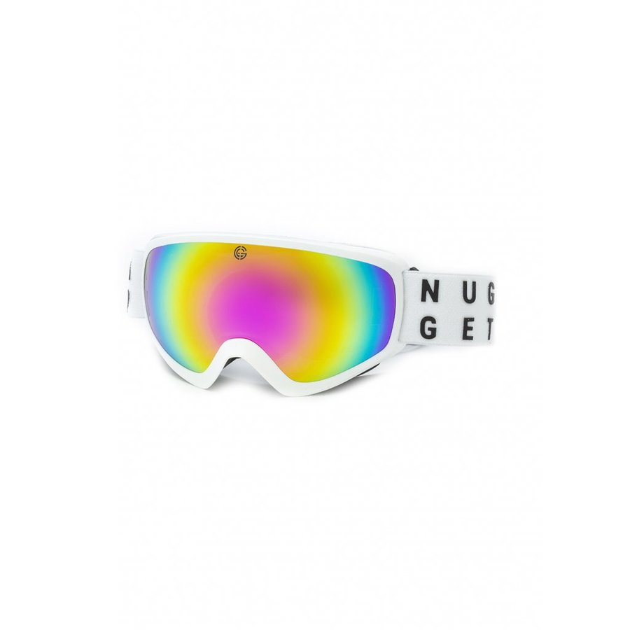 Brýle na snowboard - Nugget Persistence 2 Goggles A - White Velikost: JEDNOTNÁ VELIKOST