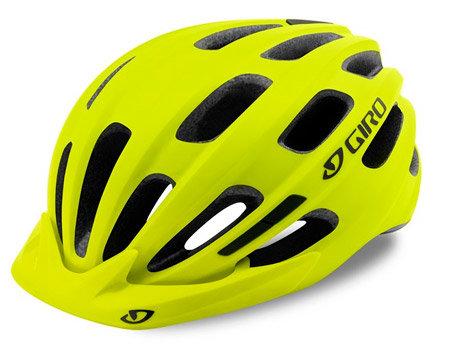 Žlutá cyklistická helma Giro - velikost 54-61 cm