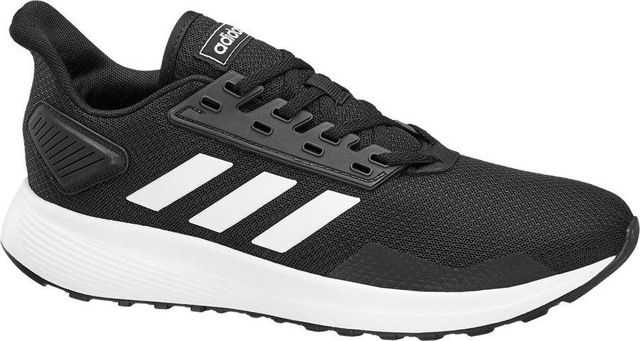 Černé pánské tenisky Adidas - velikost 45 1/3 EU
