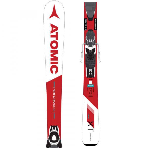 Pánské lyže Atomic - délka 163 cm