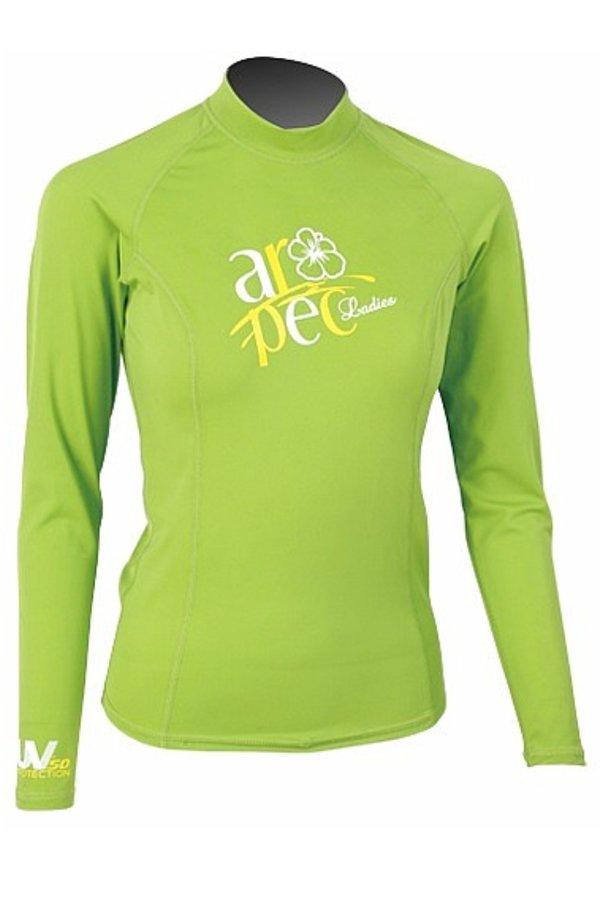 Zelené dámské lycrové tričko MARVEL, Aropec