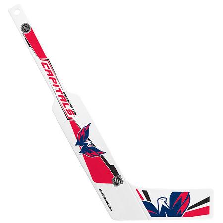 Brankářská hokejka - Minihokejka brankářská Sher-Wood Goal NHL Washington Capitals