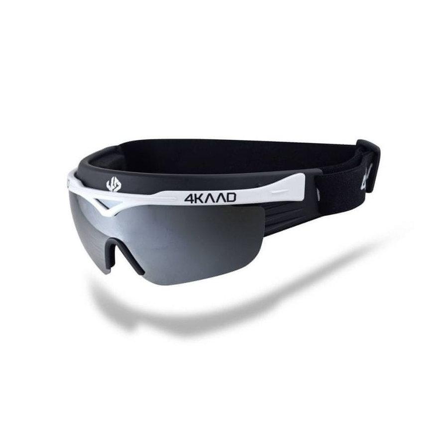 Lyžařské brýle - 4KAAD SNOW EAGLE black/white OSFA