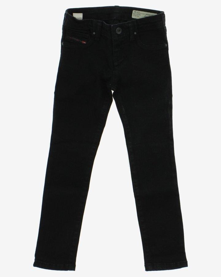 Černé dívčí džíny Diesel - velikost 116