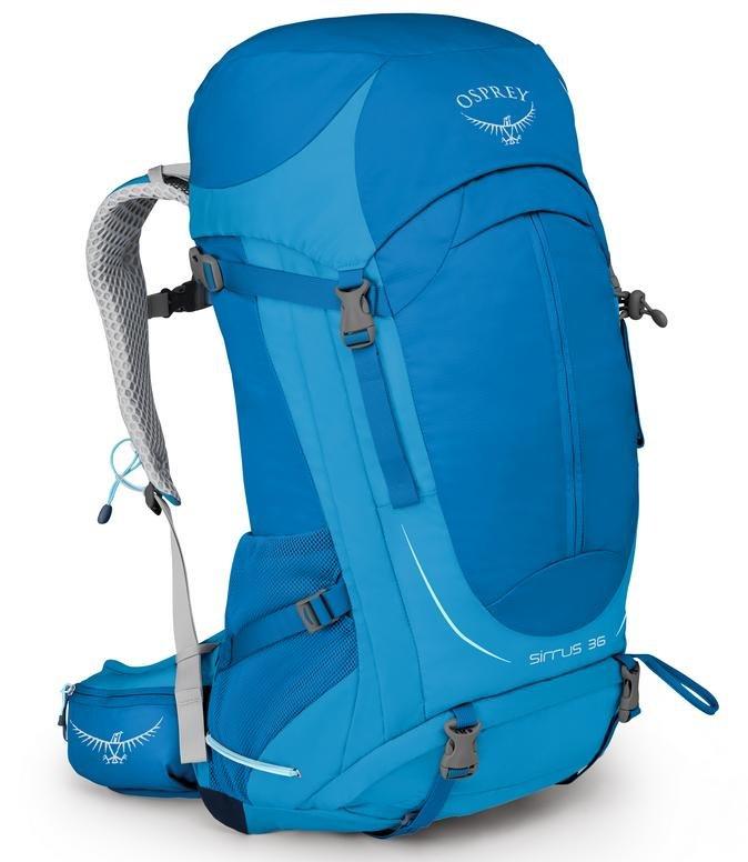 Modrý batoh Osprey - objem 36 l