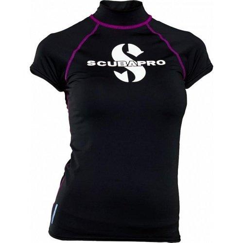 Černé dámské lycrové tričko Onyx RG UPF 50, Scubapro