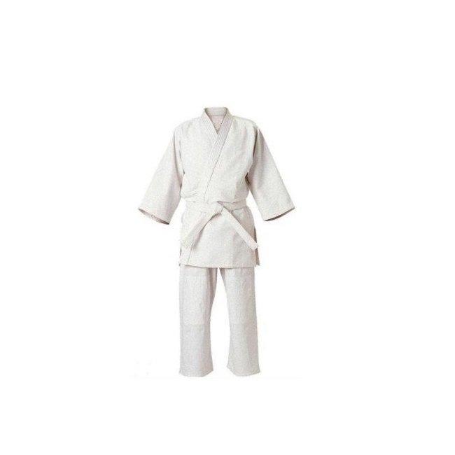 Bílé kimono na judo Musashi