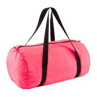Růžová sportovní taška Domyos - objem 30 l