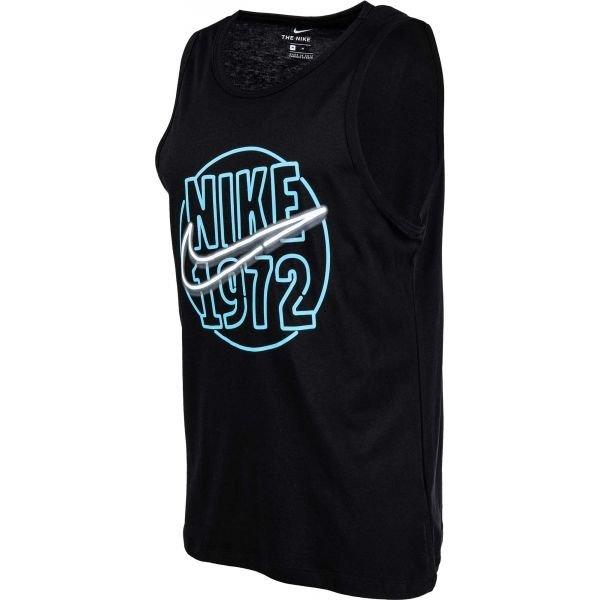 Černé pánské tílko Nike - velikost L