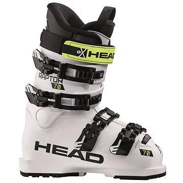 Bílé dětské lyžařské boty Head - velikost vnitřní stélky 25 cm