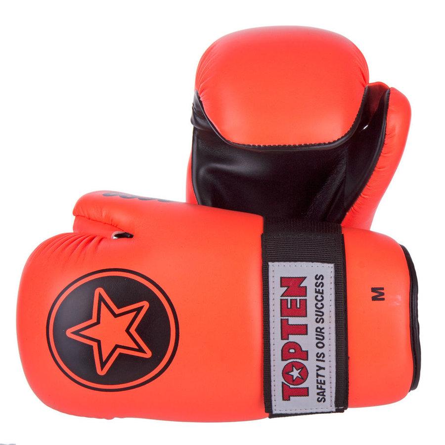Oranžová karate rukavice Top Ten